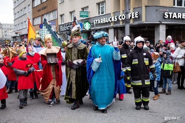 Trzej królowie w Gdyni