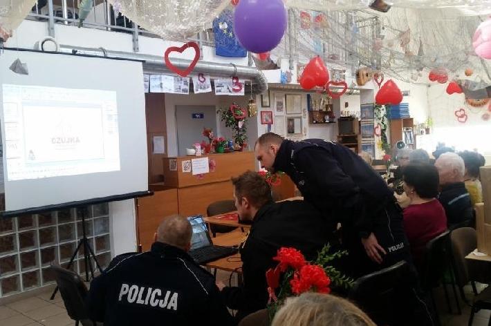 O bezpieczeństwie <br/>na Witominie
