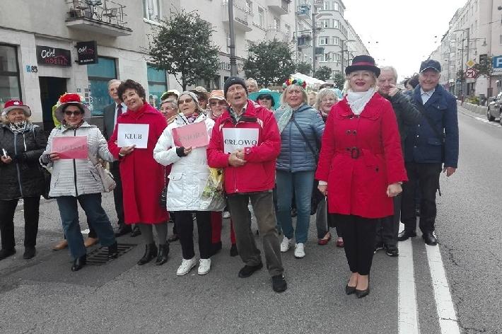 Senioriada w Gdyni