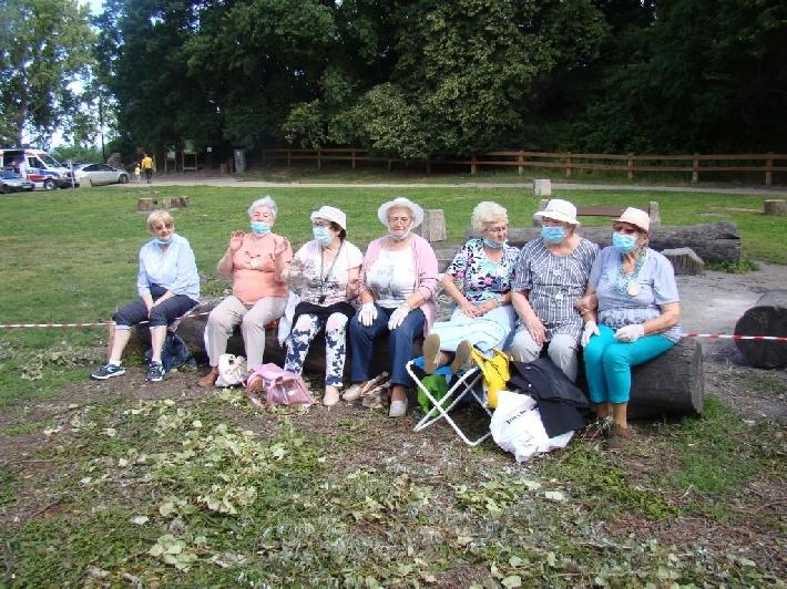 Lipcowe piknikowanie