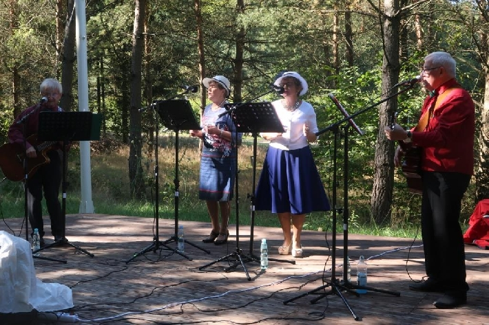 Koncert w Marszewie