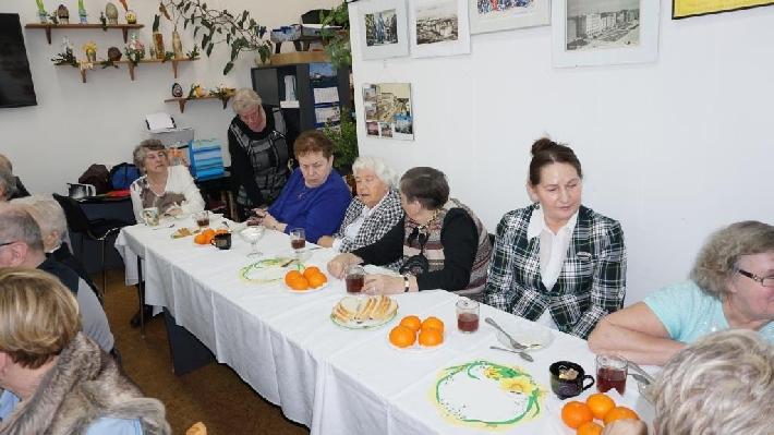 Klub Seniora przy Stowarzyszeniu Nowoczesny Senior